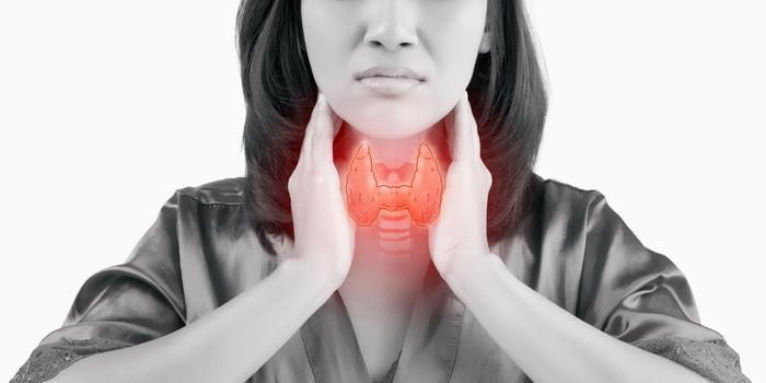 Simptomi Štitna žlezda pregled - parotidna žlezda i tiroidna žlezda